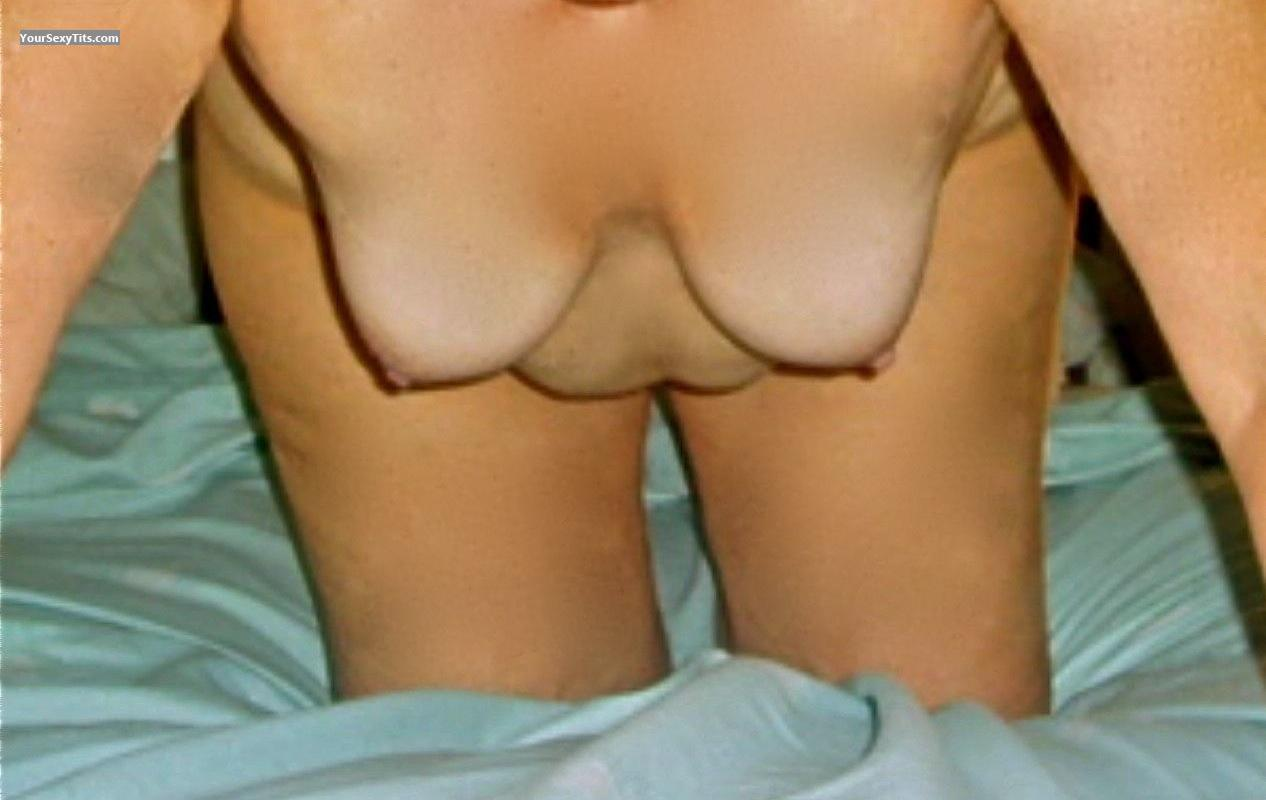 Tit Flash: Small Tits - Small But Perky Linda from United States